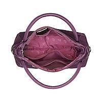 Дорожная сумка Epol 9075 баклажан