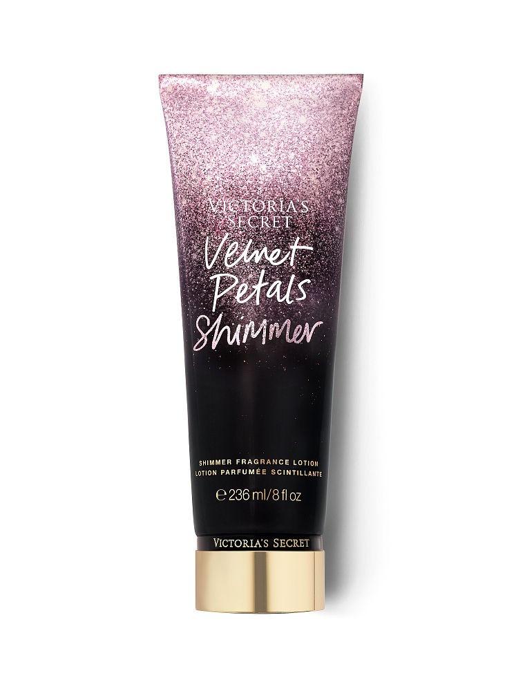 Лосьон для тела с шиммером Victoria's Secret Velvet Petals shimmer 236 мл (оригинал)
