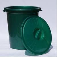 Ал Пластик Бак 70 л. пласт. (25-432)