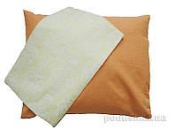 Подушка из гречневой лузги 40х60 см