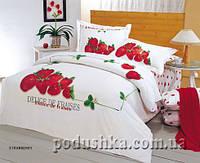 Комплект постели Strawberry, Le Vele Полуторный комплект