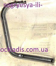 Трубка запальника алюмінева (ф.у, EU) колонок газових Bosch-Junkers WR10P, арт. 8700707369, к. з. 0925