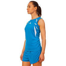 Форма для легкой атлетики женская (синий-белый)