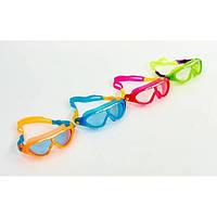 Очки (полумаска) для плавания детские SPEEDO OK-3 RIFT JR (поликарбонат, TPR, силикон)