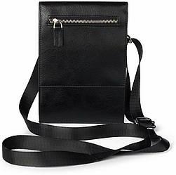 Сумка чехол для телефона Zipper (13х19 см) Black