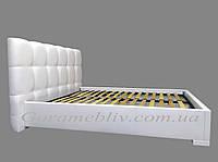 """Двуспальная кровать с подъемным механизмом """"Даллас"""", фото 1"""