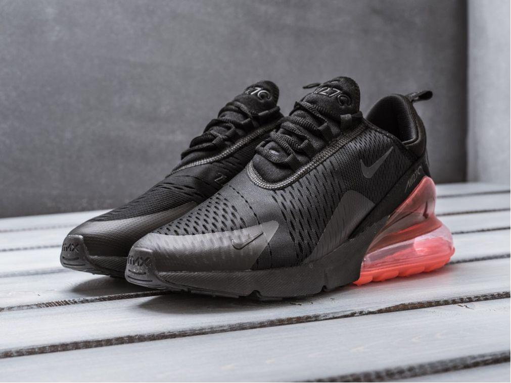 ba6ff6b4 Мужские Кроссовки Nike Air Max 270 Black/Red — в Категории ...