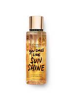 Парфюмированный спрей для тела Victoria's Secret Sun Shine 250 мл (оригинал)