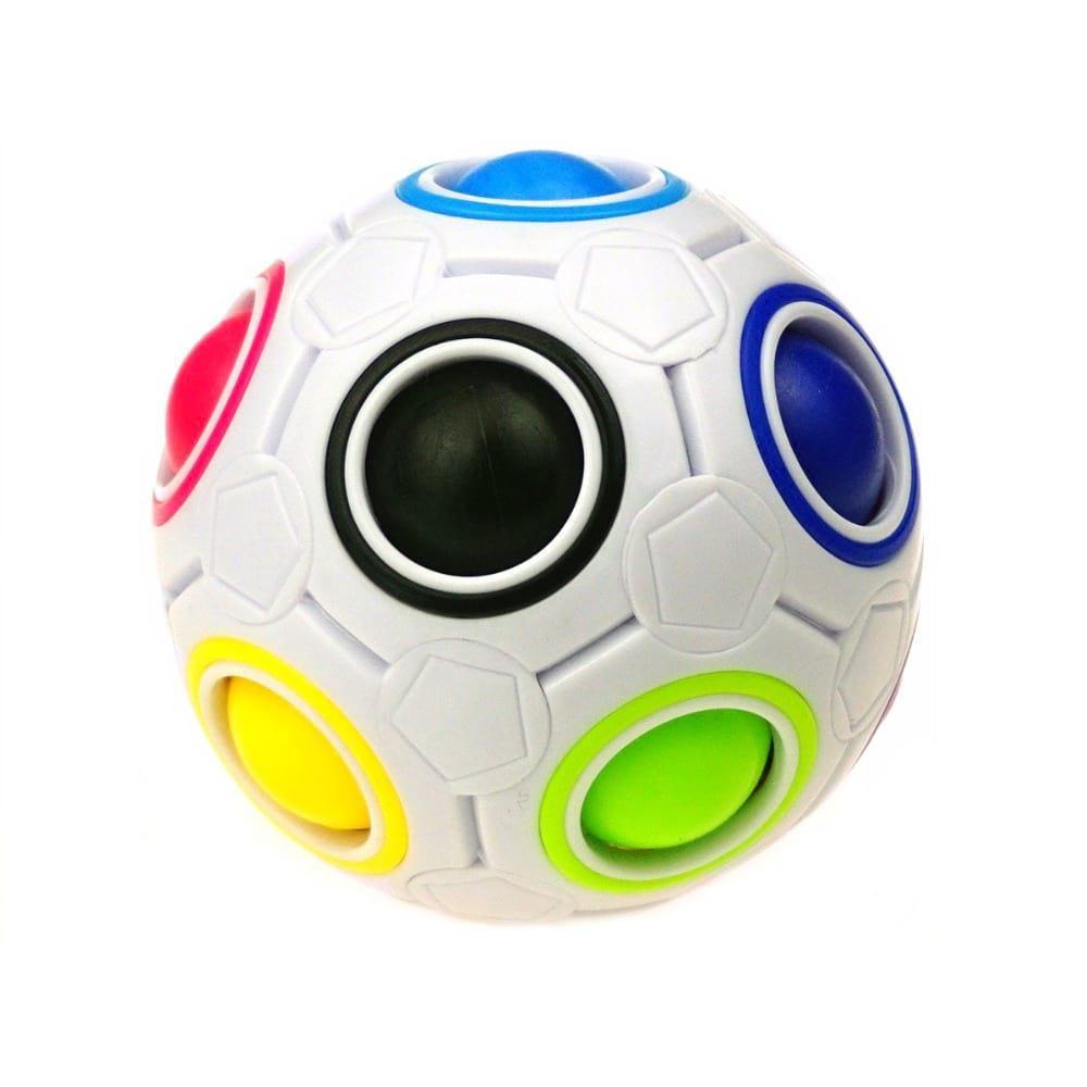 Шар головоломка BoxShop Magic Ball 7 см rainbow (MB-2185)