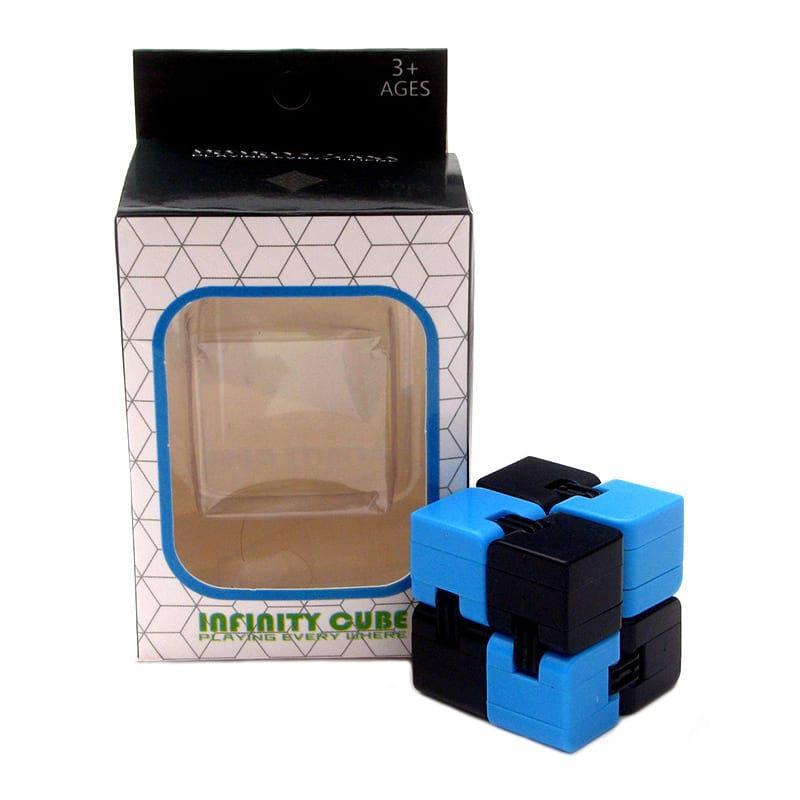 Бесконечный куб Fanghi Infinite Cube синий 4 см (IC-2180)