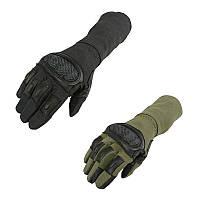 Тактические перчатки с закрытыми пальцами Armored Claw Breacher (цвета в ассортименте)