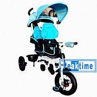 Детский трехколесный велосипед для двойни Crosser Twins NEW DV-1