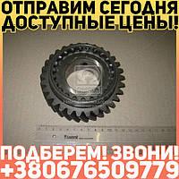 ⭐⭐⭐⭐⭐ Шестерня 3-передачи вала вторичного ЗИЛ,ПАЗ,МАЗ ( двигатель 245) скоростной Z=30 (производство  Украина)  3205.70-1701131