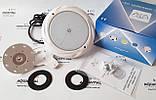 Прожектор светодиодный Aquaviva LED008–252LED (18 Вт) RGB / бетон / лайнер, фото 3