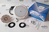 Прожектор светодиодный Aquaviva LED008–252LED (18 Вт) RGB / бетон / лайнер, фото 7