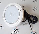 Прожектор светодиодный Aquaviva LED008–252LED (18 Вт) RGB / бетон / лайнер, фото 4