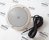 Прожектор светодиодный Aquaviva LED008–252LED (18 Вт) RGB / бетон / лайнер, фото 2