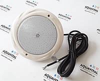 Прожектор светодиодный Aquaviva LED008–252LED (18 Вт) RGB / бетон / лайнер