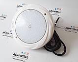 Прожектор светодиодный Aquaviva LED008–252LED (18 Вт) RGB / бетон / лайнер, фото 9