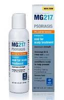MG217 Лосьон для Лечения Псориаза и Себорейного Дерматита на Коже Головы, 120 мл.