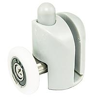 Ролик для душевой кабины, гидробокса - нижний, нажимной, серый (CKLB43A)