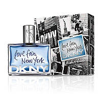 Donna Karan DKNY Love from New York For Men - мужская туалетная вода