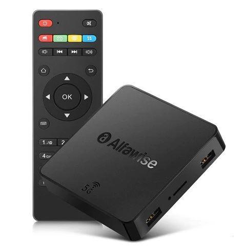 Смарт ТВ приставка Alfawise A8 PRO TV BOX