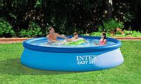 Надувной бассейн Intex 28132 с фильтр-насосом (366х76 см), фото 4
