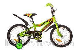 Велосипед FORMULA KIDS 16 RACE OPS FRK 16 036.Зелений