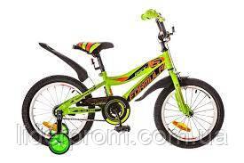Велосипед FORMULA KIDS 16 RACE OPS FRK 16 036.Зелений, фото 2