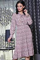Шифоновое  женское платье  SV 3423, фото 1