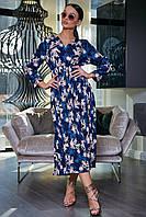 Шифоновое  женское платье  SV 3415, фото 1
