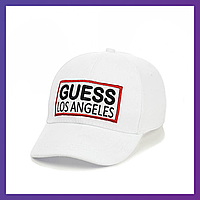 ● Кепка - Guess \ Los Angeles \ White ●