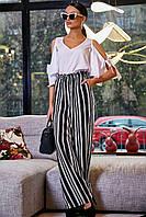 Свободные широкие женские брюки SV 3473, фото 1