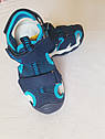 Босоножки сандалии летние на мальчика ТМ Clibee размеры 26- 31, фото 5