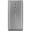 Смартфон Nokia 8 Dual SIM Silver, фото 3