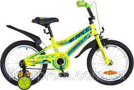 Велосипед FORMULA KIDS 16 RACE OPS FRK 16 035.Салатовий., фото 2