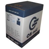 Кабель сетевой OK-Net КПВЭ-ВП (100) 24AWG