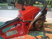 Бензопила Goodluck 4500E 1-шина 1-цепь, фото 2