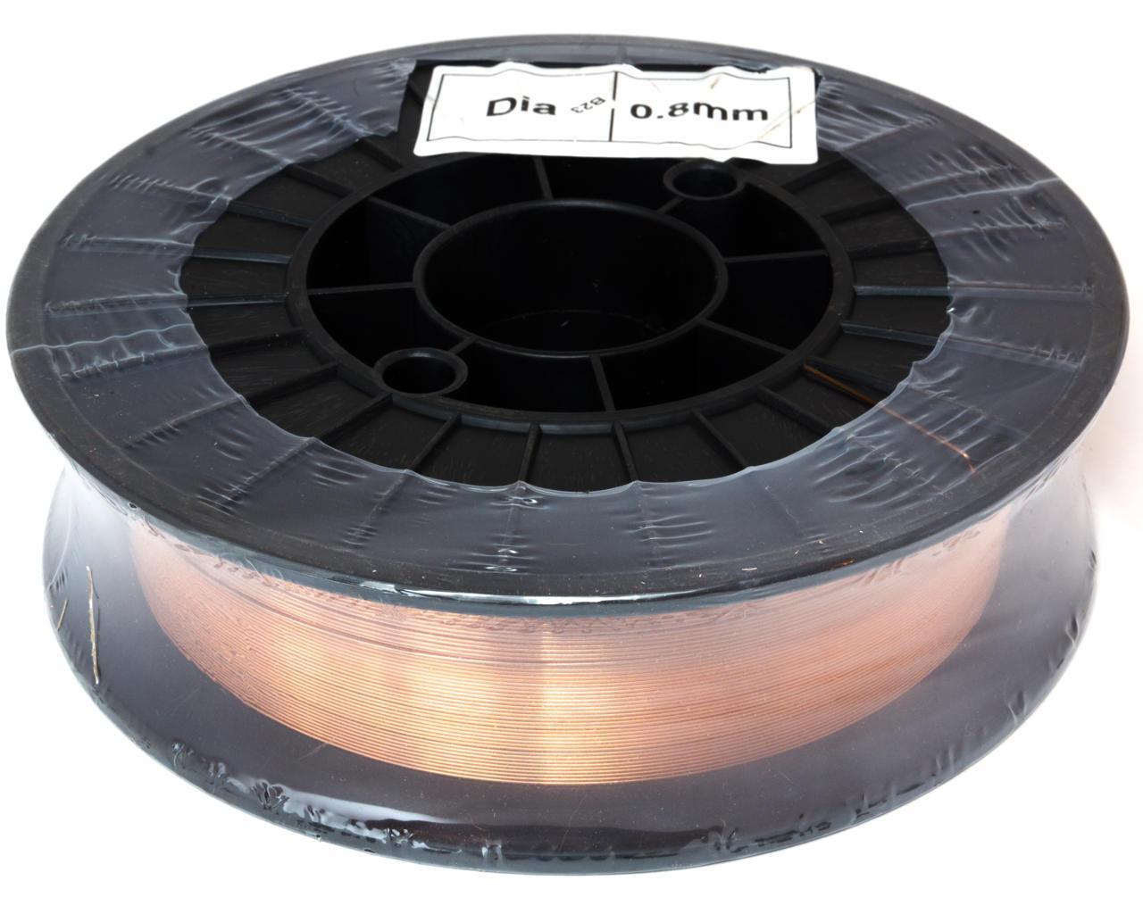 Проволока 5 кг 0,8 мм (вес 4,150 кг)