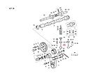 Клапан впускной к-т 4шт, Таврия Славута Сенс, a-245-1007015, фото 3