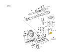 Клапан выпускной к-т 4шт, Таврия Славута Сенс, a-245-1007016, фото 3