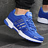 Кроссовки мужские летние Adidas 7790 синие