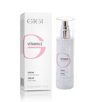 Сыворотка (Серум)  для лица GIGI VITAMIN E Serum 120 ml