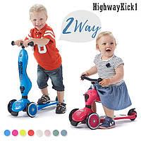 Самокат-беговел Highwaykick-1 Scoot and Ride, цвета в ассортименте