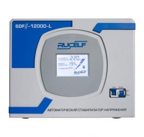 Сервоприводный стабилизатор напряжения для дома SDFII-12000-L 10кВт.