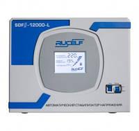 Сервоприводный стабилизатор напряжения для дома SDFII-12000-L 10кВт., фото 1