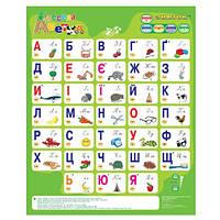 Говорящая азбука Весела абетка на укр языке REW-K008