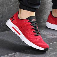 Мужские летние кроссовки Under Armour 7799 красные, фото 1