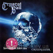 Музичний сд диск CRYSTAL BALL Crystallizer (2018) (audio cd)